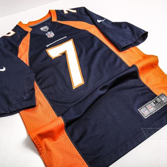 Men s NIKE Denver Broncos John Elway jersey - M a6007cf56